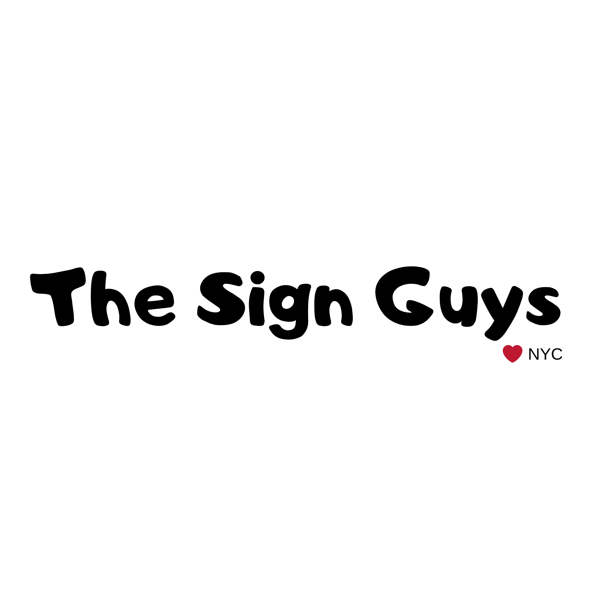 The Sign Guys - Sign Company NYC